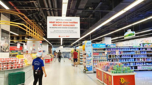 LOTTE Mart Việt Nam bất ngờ thông báo đóng cửa một siêu thị ở Hà Nội - Ảnh 2.