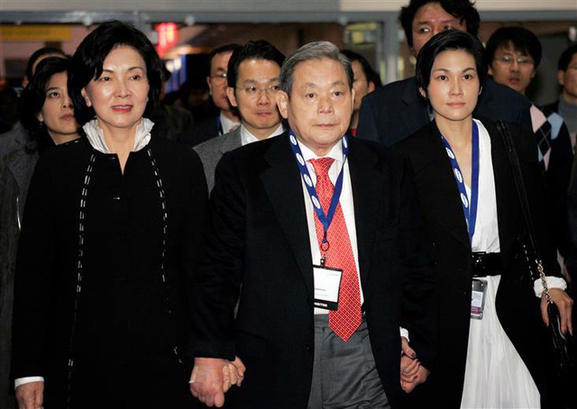 Điều ít biết về những người thừa kế của gia tộc Samsung - Ảnh 1.