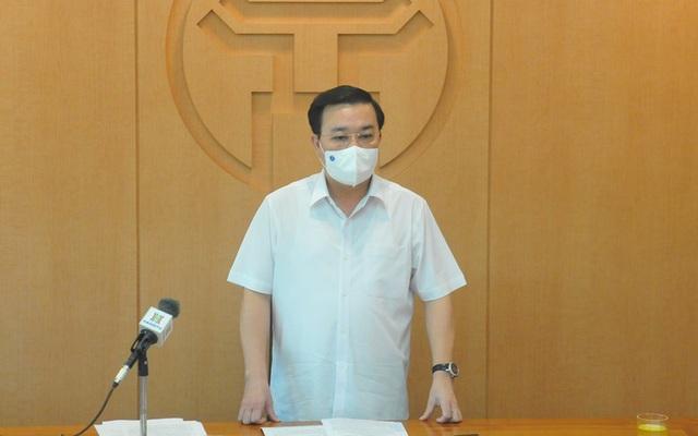 Phát hiện 2 nhân viên y tế Bệnh viện Thanh Nhàn dương tính SARS-CoV-2  - Ảnh 1.