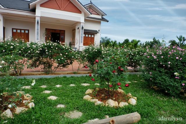 Cuộc sống an yên trong ngôi nhà có vườn hoa hồng quanh năm tỏa hương sắc của gia đình 3 thế hệ ở Ba Vì, Hà Nội - Ảnh 20.