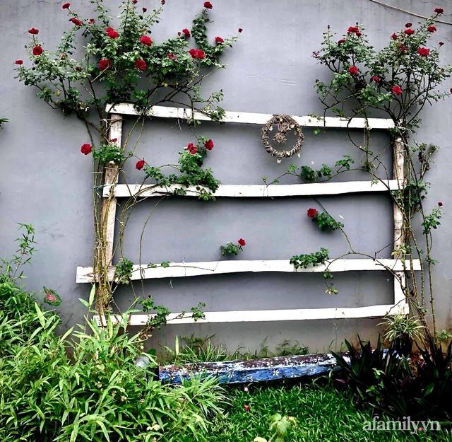 Cuộc sống an yên trong ngôi nhà có vườn hoa hồng quanh năm tỏa hương sắc của gia đình 3 thế hệ ở Ba Vì, Hà Nội - Ảnh 26.