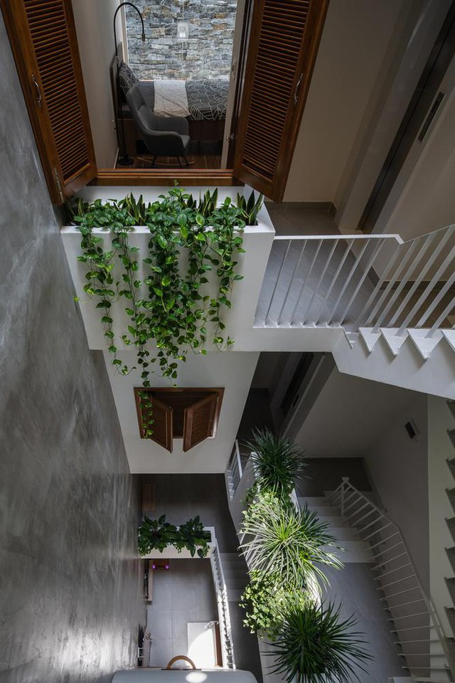 Ngôi nhà ống có kiến trúc độc lạ ở Đà Nẵng được báo nước ngoài rầm rộ đưa tin - Ảnh 10.