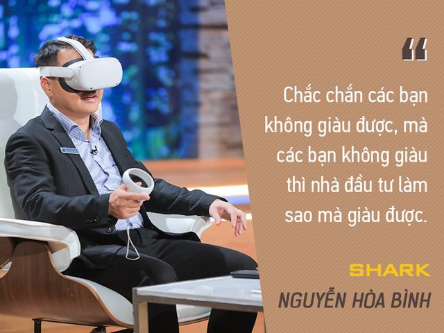Không biết cấp dưới dùng công nghệ thực tế ảo cho khách xem nhà, Shark Hưng đồng ý đầu tư 100.000 USD cho Home3D kèm điều kiện tôi phải về hỏi ban quản lý dự án kiểm tra lại đã - Ảnh 2.