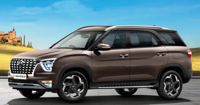 Hyundai Alcazar – SUV 7 chỗ giá siêu mềm mở bán tại Ấn Độ, tương đương 505 triệu đồng - Ảnh 3.