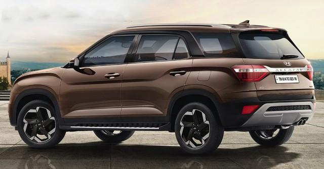 Hyundai Alcazar – SUV 7 chỗ giá siêu mềm mở bán tại Ấn Độ, tương đương 505 triệu đồng - Ảnh 2.