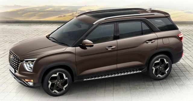Hyundai Alcazar – SUV 7 chỗ giá siêu mềm mở bán tại Ấn Độ, tương đương 505 triệu đồng - Ảnh 1.