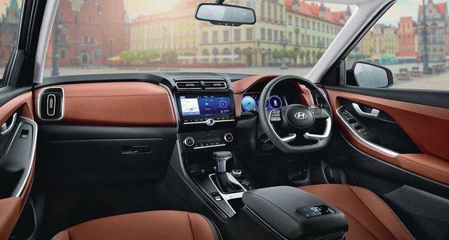 Hyundai Alcazar – SUV 7 chỗ giá siêu mềm mở bán tại Ấn Độ, tương đương 505 triệu đồng - Ảnh 5.