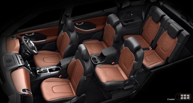 Hyundai Alcazar – SUV 7 chỗ giá siêu mềm mở bán tại Ấn Độ, tương đương 505 triệu đồng - Ảnh 4.