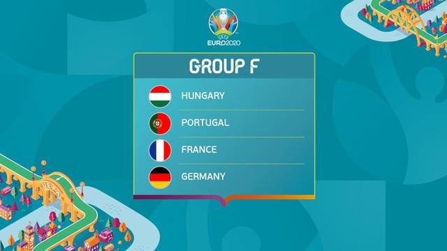 Đã hiểu tại sao gọi là bảng tử thần khét tiếng Euro 2020, vì nguyên team Pháp, Đức, Hung, Bồ dắt nhau đi về hết! - Ảnh 1.