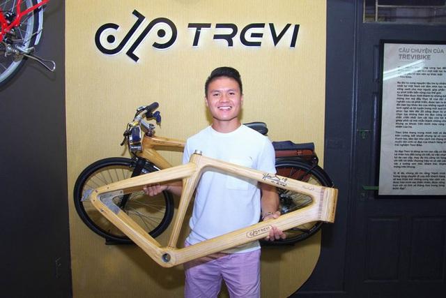 Bán xe đạp tre giá thấp nhất 2.000 USD, CEO Trevi Bike thẳng thừng: 'Nhiều người bảo tôi bị điên, tôi sẽ đưa DN niêm yết trên sàn chứng khoán trong tương lai gần!' - Ảnh 3.