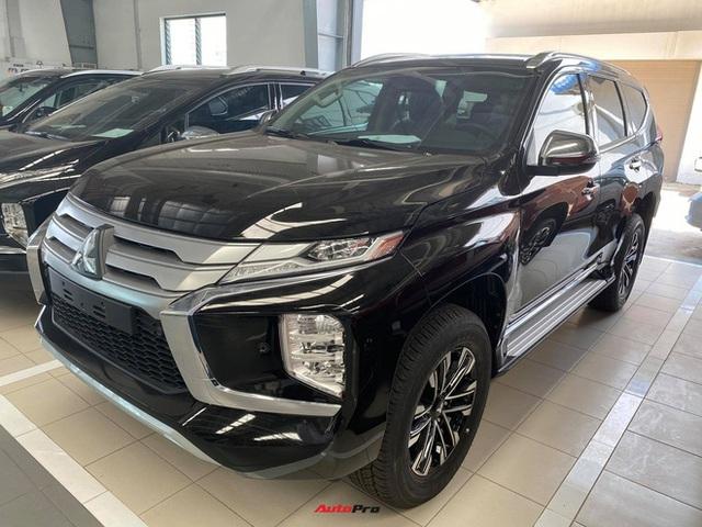 Mitsubishi Pajero Sport giảm kỷ lục 150 triệu đồng tại đại lý - Lựa chọn giá hời trước Toyota Fortuner và Ford Everest - Ảnh 5.