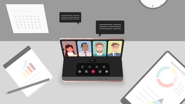 Galaxy Z Fold 2: Bản lĩnh khác biệt làm nên sự bứt phá trên thương trường khắc nghiệt - Ảnh 4.