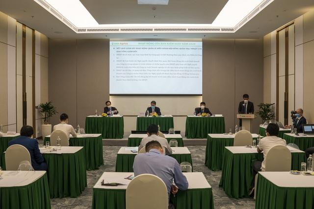 ĐHĐCĐ HAGL Agrico (HNG): Kế hoạch lỗ 84 tỷ đồng năm đầu về tay THACO, sẽ tăng vốn thêm hơn 7.400 tỷ đồng để trả bớt nợ - Ảnh 1.