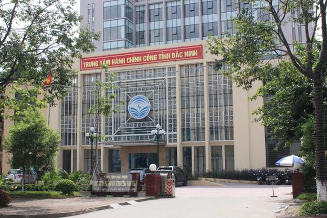 Bắc Ninh cho phép Trung tâm hành chính công hoạt động trở lại  - Ảnh 1.