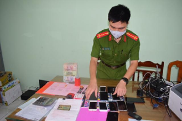 Triệt phá đường dây đánh bạc qua mạng, giao dịch hơn 500 tỷ đồng tại Hưng Yên  - Ảnh 2.