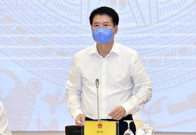 Thứ trưởng Bộ Y tế: Từ tháng 8 trở đi, các nguồn vắc xin COVID-19 Việt Nam đã đặt mua sẽ về đều  - Ảnh 1.