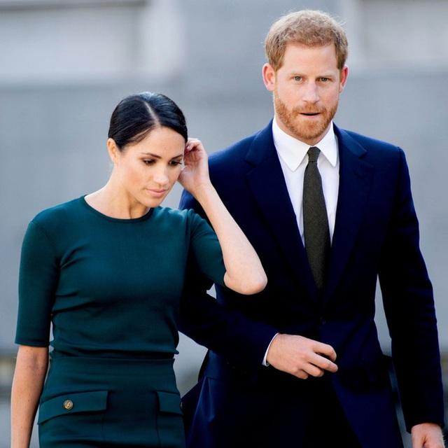 Trước tối hậu thư đòi về Anh của vợ chồng Meghan, Hoàng gia có động thái mới không nằm ngoài dự đoán của mọi người - Ảnh 1.
