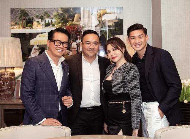 Nữ đại gia ở Sky Villa 200m2, làm nội thất hết 1 triệu đô nói về Thái Công mấy dòng mà được khen: Đúng là tư duy người có tiền - Ảnh 1.