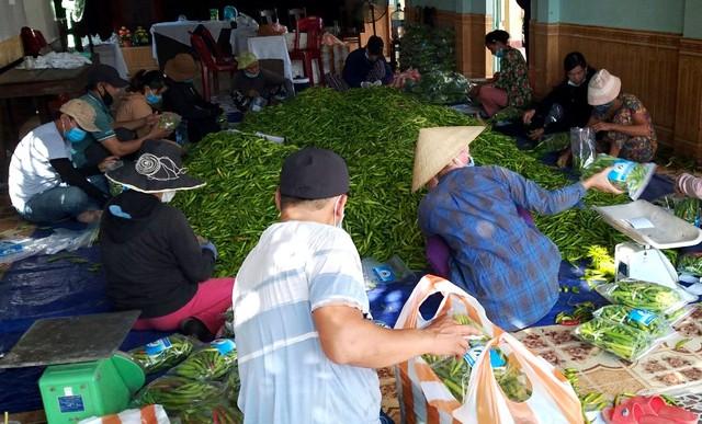 Đà Nẵng chung tay hỗ trợ tiêu thụ nông sản cho bà con nông dân - Ảnh 5.