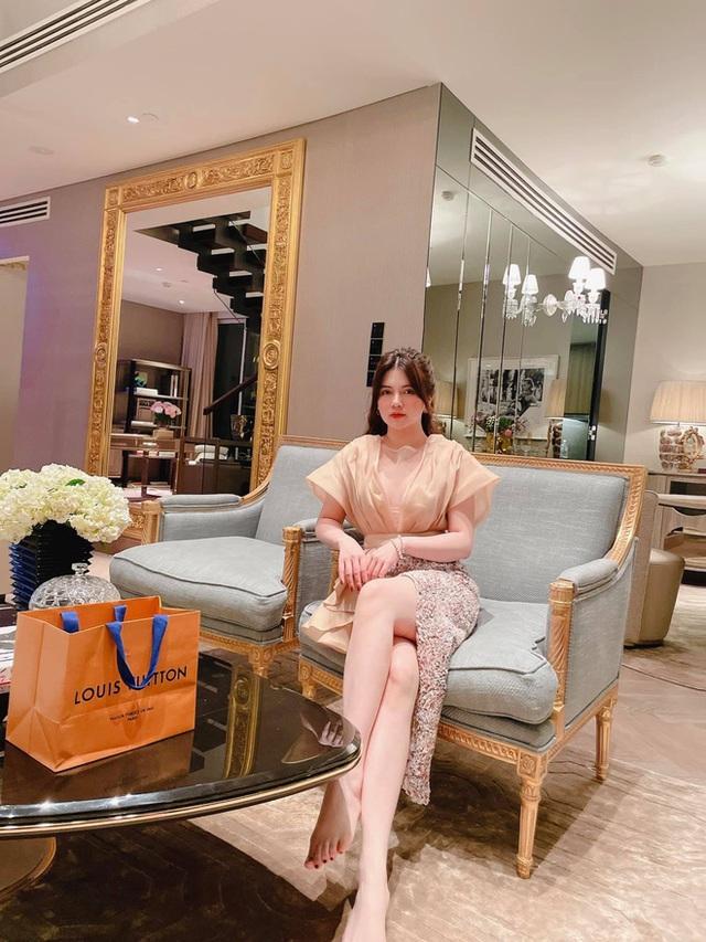 Nữ đại gia ở Sky Villa 200m2, làm nội thất hết 1 triệu đô nói về Thái Công mấy dòng mà được khen: Đúng là tư duy người có tiền - Ảnh 5.