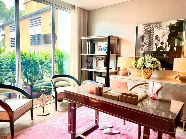 Nữ đại gia ở Sky Villa 200m2, làm nội thất hết 1 triệu đô nói về Thái Công mấy dòng mà được khen: Đúng là tư duy người có tiền - Ảnh 6.