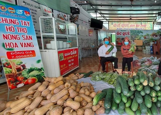 Đà Nẵng chung tay hỗ trợ tiêu thụ nông sản cho bà con nông dân - Ảnh 7.
