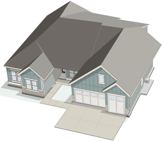 Mỹ: Mua nhà đã khó, xây nhà còn khổ hơn! - Ảnh 1.