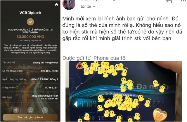 Thủy Tiên thừa nhận sai sót, xin lỗi và hứa sẽ chuyển lại về cho người đã nhầm 30 triệu VNĐ tiền ủng hộ - Ảnh 2.