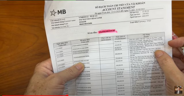 Nghệ sĩ Hoài Linh đăng clip dài 50 phút trần tình về vụ lùm xùm từ thiện 14 tỷ VNĐ: Chính thức xin lỗi công chúng, giải thích lý do giải ngân muộn và công khai toàn bộ sao kê - Ảnh 2.