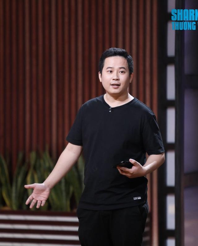Chân dung startup đối đáp 'chặt chém' Shark Hưng, Shark Phú: Profile hoành tráng, Nhân chi sơ tính thích bật, lớp 11 từng bị đuổi học vì không nghe lời giáo viên - Ảnh 2.