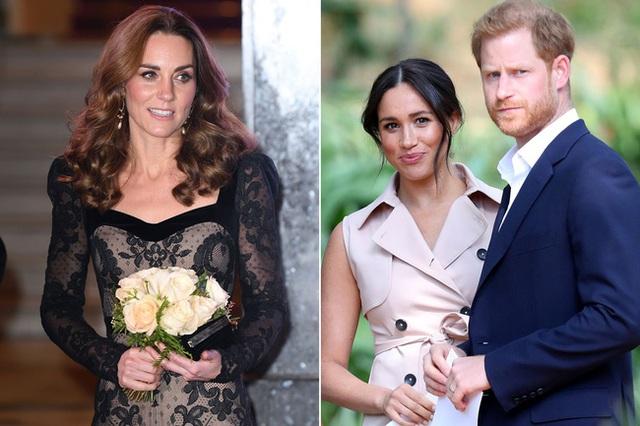 Nữ hoàng Anh nhận xét ngắn gọn về cuộc tấn công liên hoàn của vợ chồng Harry đủ khiến cặp đôi phải câm nín - Ảnh 2.
