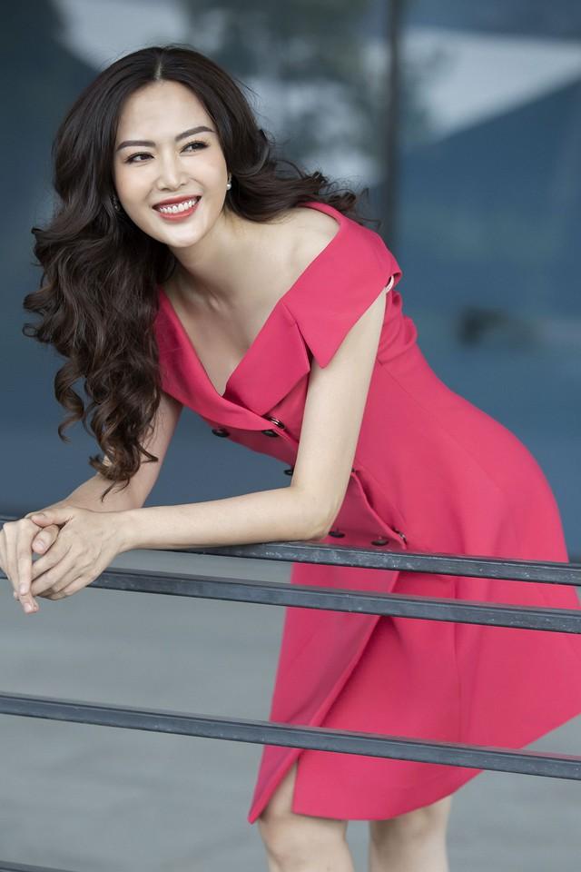 Hoa hậu Nguyễn Thu Thủy: Tiếc thương người đẹp không tuổi tài sắc vẹn toàn, thông minh, bản lĩnh, sống lành mạnh vì nâng cao sức khỏe của chính mình - Ảnh 3.