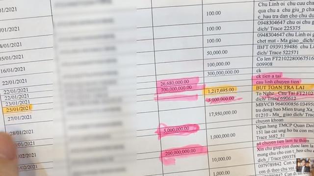"""Bị nói """"ngâm"""" 13,7 tỷ 7 tháng để lấy lãi, NS Hoài Linh công bố cụ thể số tiền và sao kê: """"Quý vị nghĩ số tiền này lớn không?"""" - Ảnh 4."""