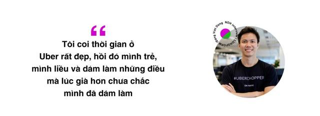 Cú 'bẻ lái' của cựu CEO Uber Việt Nam - Ảnh 8.