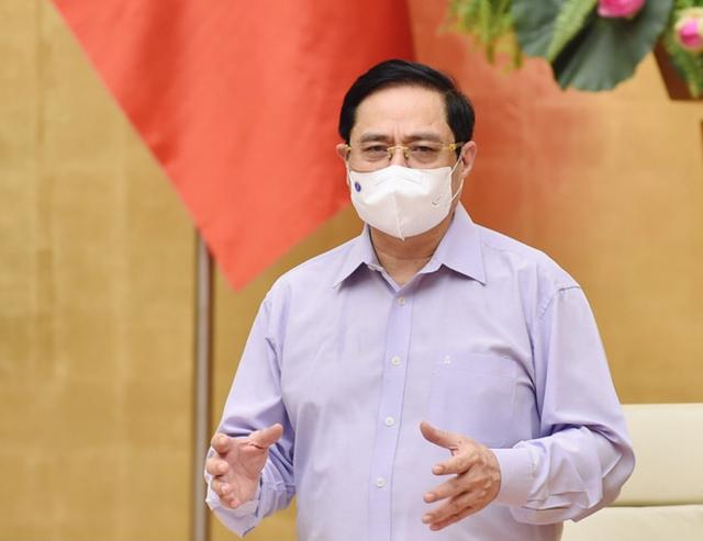 Thủ tướng Phạm Minh Chính sẽ tham dự sự kiện ra mắt Quỹ vaccine phòng COVID-19 - Ảnh 1.
