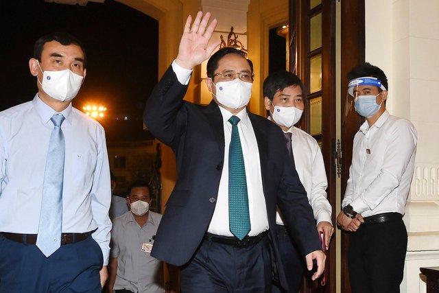 Thủ tướng Phạm Minh Chính: Quỹ vắc xin là quỹ của sự nhân ái, niềm tin, tinh thần đoàn kết - Ảnh 4.