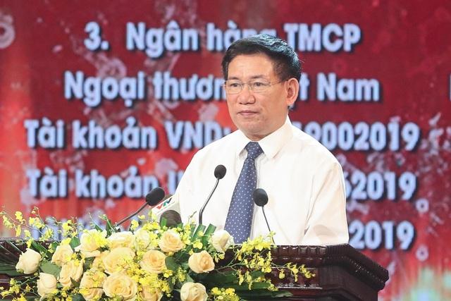 Thủ tướng Phạm Minh Chính: Quỹ vắc xin là quỹ của sự nhân ái, niềm tin, tinh thần đoàn kết - Ảnh 8.