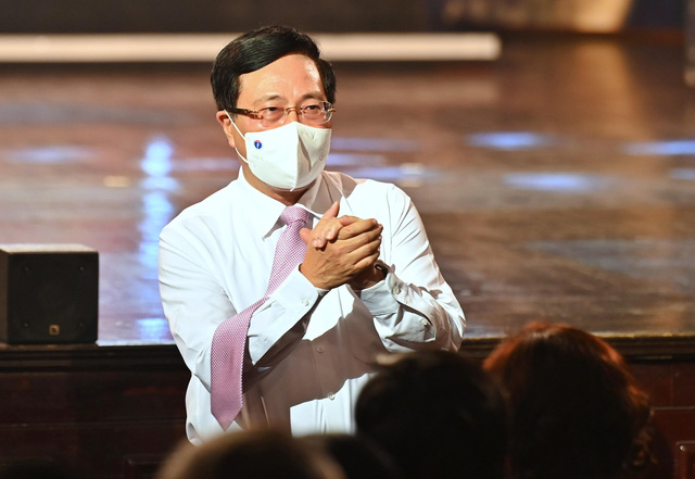 Thủ tướng Phạm Minh Chính: Quỹ vắc xin là quỹ của sự nhân ái, niềm tin, tinh thần đoàn kết - Ảnh 7.