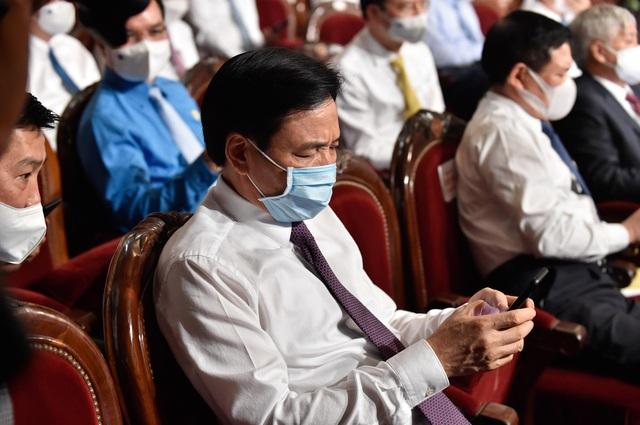 Thủ tướng Phạm Minh Chính: Quỹ vắc xin là quỹ của sự nhân ái, niềm tin, tinh thần đoàn kết - Ảnh 9.