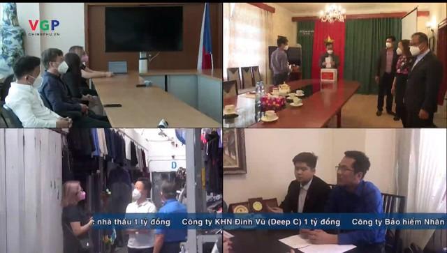 Kiều bào Việt Nam ở nước ngoài chung tay kêu gọi ủng hộ Quỹ vaccine phòng COVID-19: Tình yêu cho quê hương vẫn luôn đong đầy  - Ảnh 1.