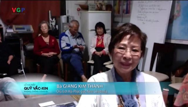 Kiều bào Việt Nam ở nước ngoài chung tay kêu gọi ủng hộ Quỹ vaccine phòng COVID-19: Tình yêu cho quê hương vẫn luôn đong đầy  - Ảnh 9.