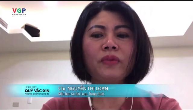 Kiều bào Việt Nam ở nước ngoài chung tay kêu gọi ủng hộ Quỹ vaccine phòng COVID-19: Tình yêu cho quê hương vẫn luôn đong đầy  - Ảnh 10.