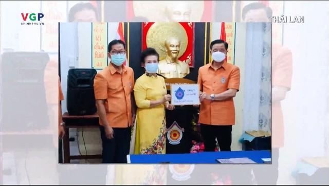 Kiều bào Việt Nam ở nước ngoài chung tay kêu gọi ủng hộ Quỹ vaccine phòng COVID-19: Tình yêu cho quê hương vẫn luôn đong đầy  - Ảnh 3.