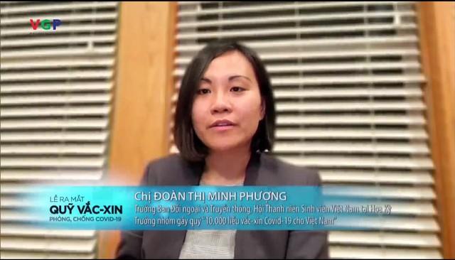 Kiều bào Việt Nam ở nước ngoài chung tay kêu gọi ủng hộ Quỹ vaccine phòng COVID-19: Tình yêu cho quê hương vẫn luôn đong đầy  - Ảnh 7.