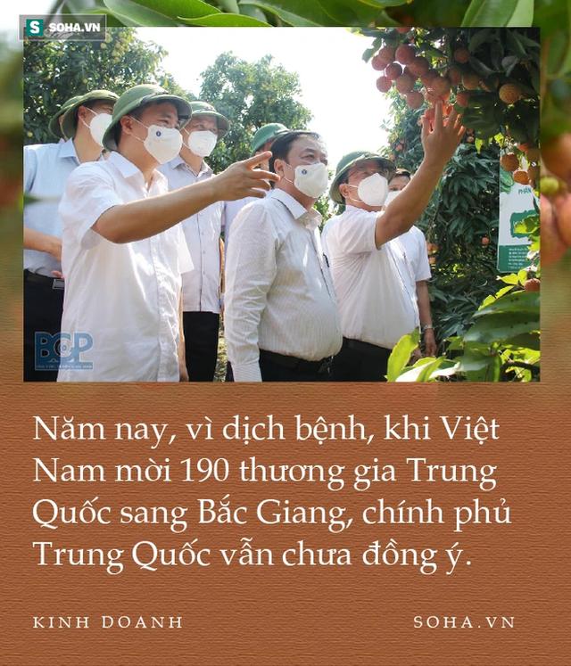 """Cú điện thoại nửa đêm của lãnh đạo Bắc Giang, """"ông"""" lái xe được bảo vệ hơn đại gia và cam kết của """"vua vải"""" với thương nhân Trung Quốc - Ảnh 1."""
