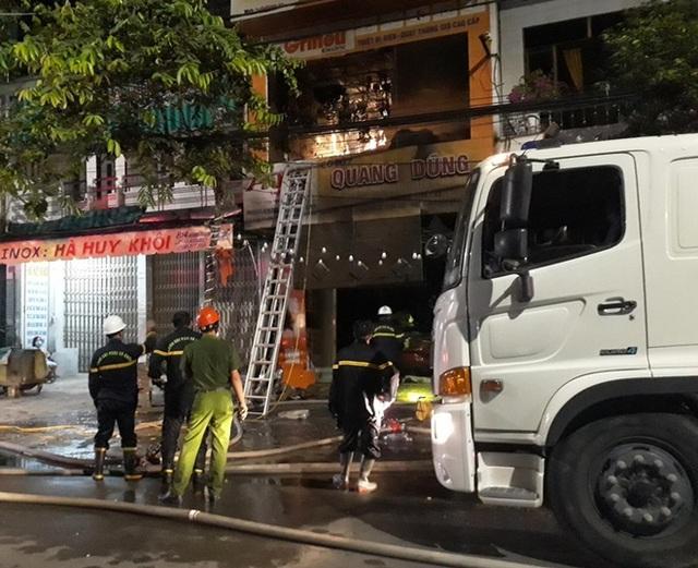 Lãnh đạo công an Quảng Ngãi hé lộ nguyên nhân vụ cháy thương tâm khiến 4 người tử vong - Ảnh 1.