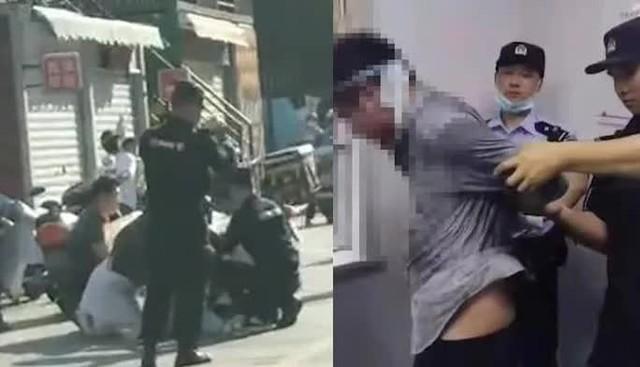 Đâm chém trên đường phố Trung Quốc, 20 người thương vong  - Ảnh 1.