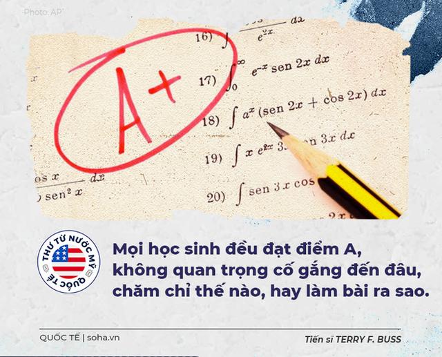Thư từ nước Mỹ: 2+2 = 5 và kế hoạch cải cách giáo dục khiến các đối thủ của Mỹ mừng rơn - Ảnh 4.