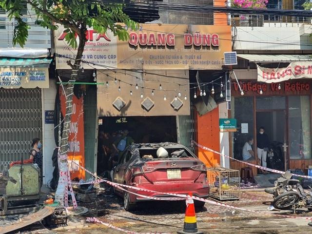 Lãnh đạo công an Quảng Ngãi hé lộ nguyên nhân vụ cháy thương tâm khiến 4 người tử vong - Ảnh 3.