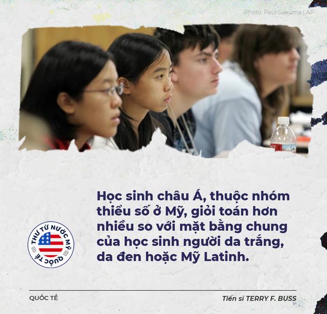 Thư từ nước Mỹ: 2+2 = 5 và kế hoạch cải cách giáo dục khiến các đối thủ của Mỹ mừng rơn - Ảnh 1.